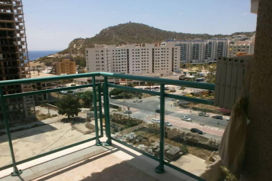 Villajoyosa,Alicante,España,1 Dormitorio Bedrooms,1 BañoBathrooms,Apartamentos,34018