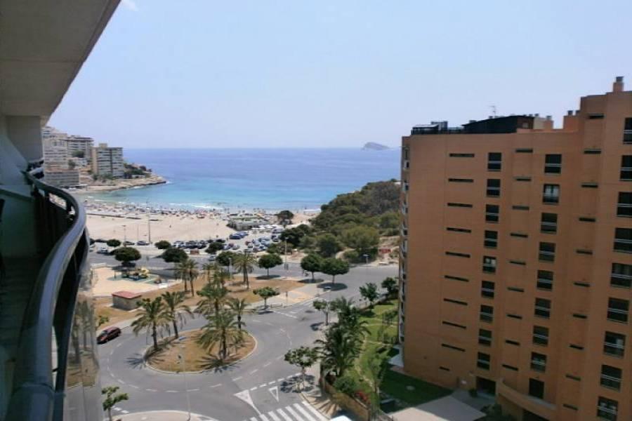 Villajoyosa,Alicante,España,3 Bedrooms Bedrooms,1 BañoBathrooms,Atico duplex,34020