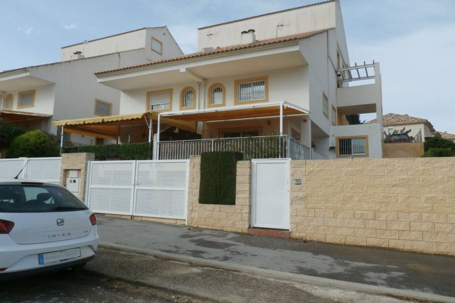 La Nucia,Alicante,España,3 Bedrooms Bedrooms,3 BathroomsBathrooms,Adosada,34043