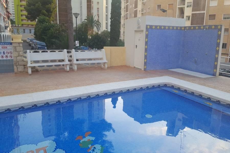 Benidorm,Alicante,España,2 Bedrooms Bedrooms,1 BañoBathrooms,Apartamentos,34051