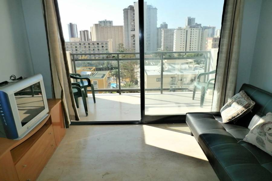 Benidorm,Alicante,España,2 Bedrooms Bedrooms,2 BathroomsBathrooms,Apartamentos,34053