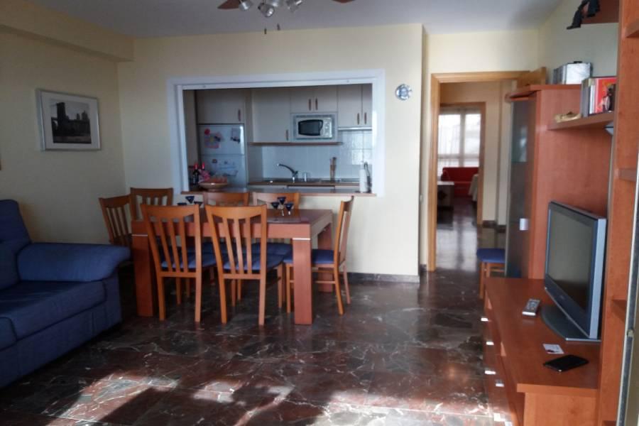 Benidorm,Alicante,España,2 Bedrooms Bedrooms,1 BañoBathrooms,Apartamentos,34060
