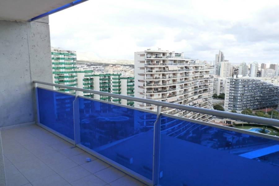 Finestrat,Alicante,España,1 Dormitorio Bedrooms,1 BañoBathrooms,Apartamentos,34061