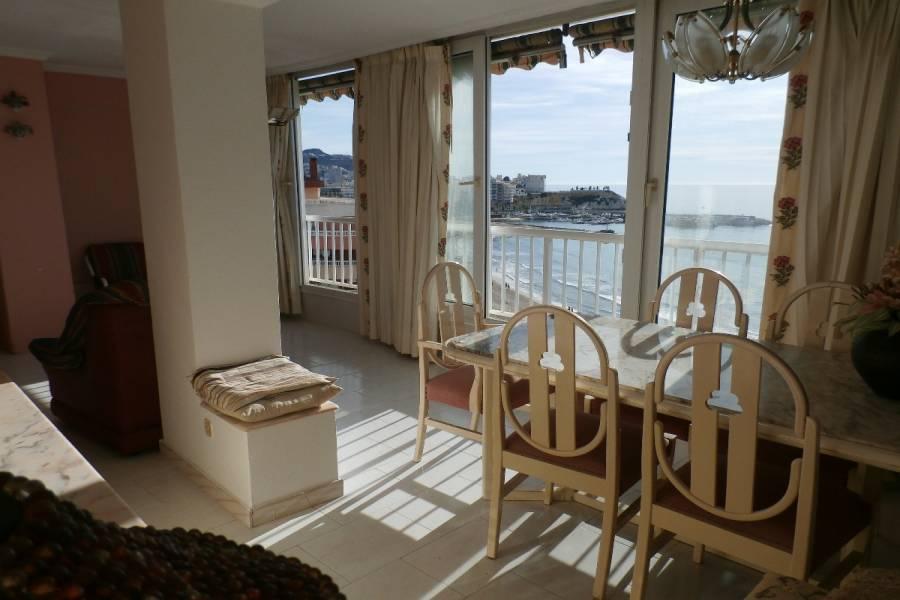 Benidorm,Alicante,España,2 Bedrooms Bedrooms,2 BathroomsBathrooms,Apartamentos,34065