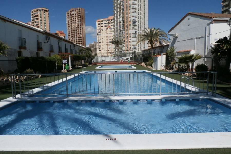 Benidorm,Alicante,España,2 Bedrooms Bedrooms,1 BañoBathrooms,Bungalow,34084