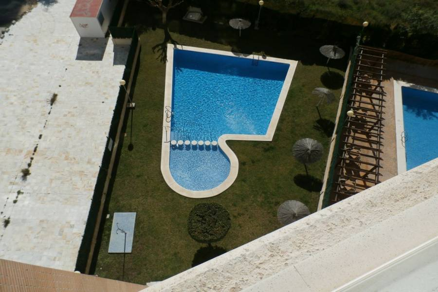 Benidorm,Alicante,España,1 Dormitorio Bedrooms,1 BañoBathrooms,Apartamentos,34085