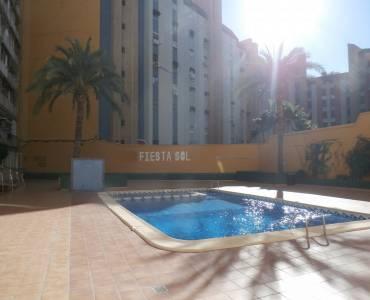 Benidorm,Alicante,España,1 Dormitorio Bedrooms,1 BañoBathrooms,Apartamentos,34092