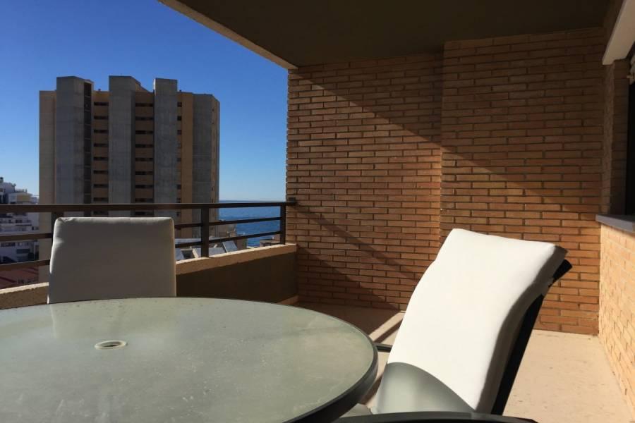 Finestrat,Alicante,España,1 Dormitorio Bedrooms,1 BañoBathrooms,Apartamentos,34095