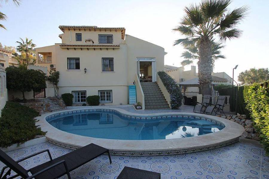 Orihuela,Alicante,España,4 Bedrooms Bedrooms,4 BathroomsBathrooms,Fincas-Villas,3866