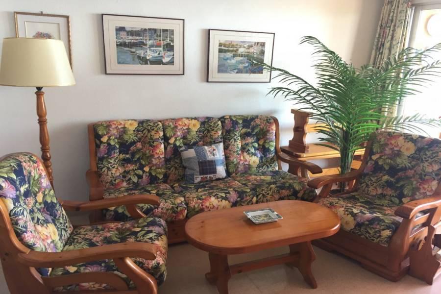 Benidorm,Alicante,España,1 Dormitorio Bedrooms,1 BañoBathrooms,Apartamentos,34101
