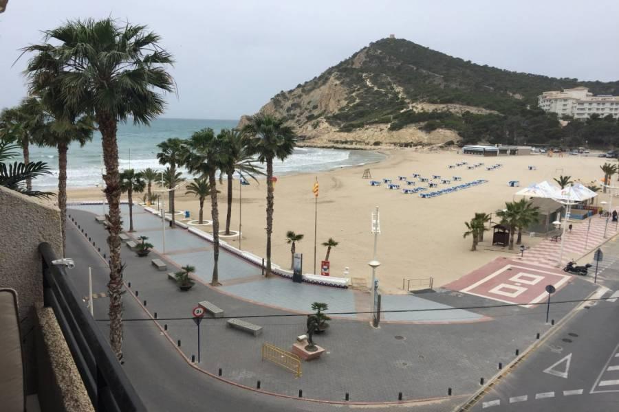 Finestrat,Alicante,España,1 Dormitorio Bedrooms,1 BañoBathrooms,Apartamentos,34102