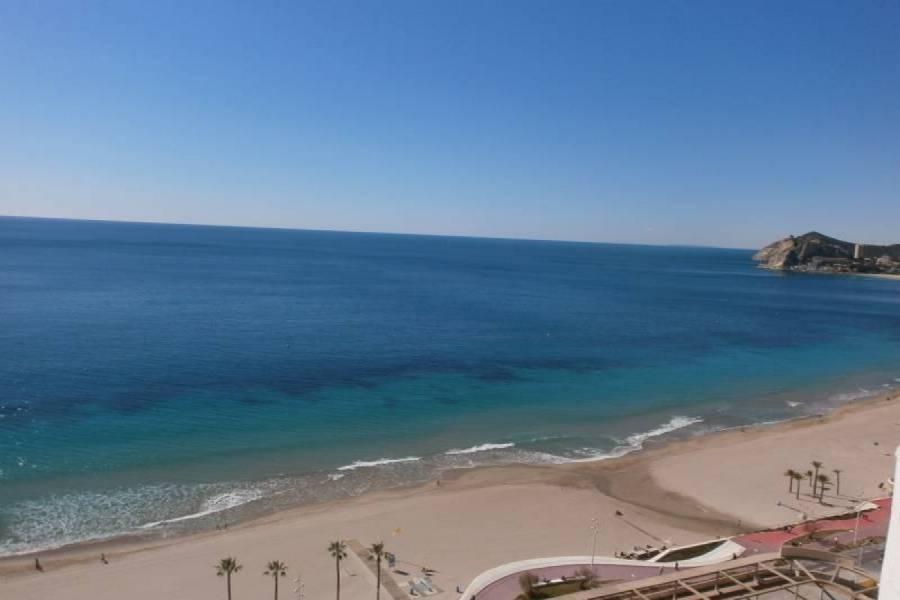 Benidorm,Alicante,España,2 Bedrooms Bedrooms,1 BañoBathrooms,Apartamentos,34122