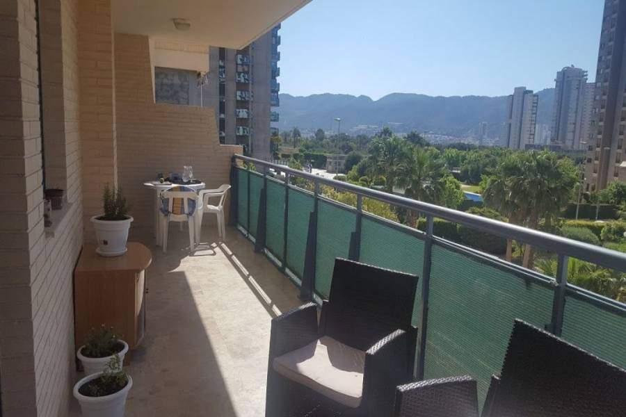 Benidorm,Alicante,España,2 Bedrooms Bedrooms,2 BathroomsBathrooms,Apartamentos,34128