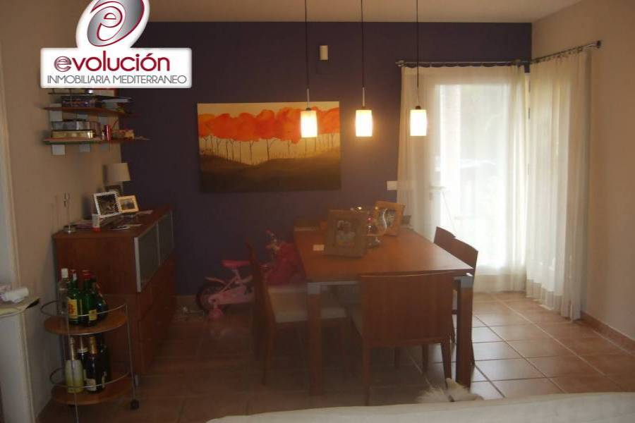 La Nucia,Alicante,España,3 Bedrooms Bedrooms,2 BathroomsBathrooms,Adosada,34135