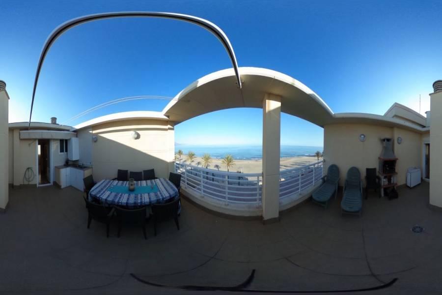 el Campello,Alicante,España,5 Bedrooms Bedrooms,3 BathroomsBathrooms,Atico,34222