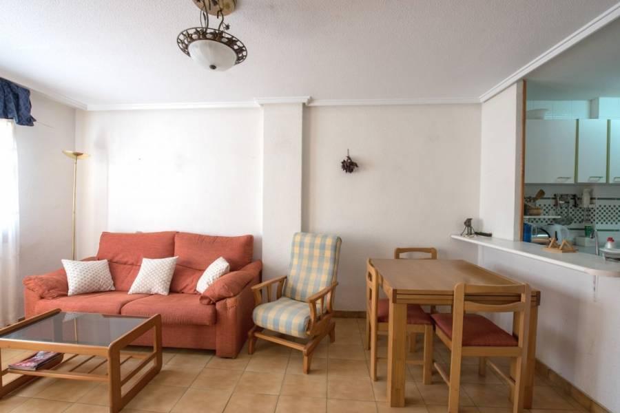 Santa Pola,Alicante,España,2 Bedrooms Bedrooms,1 BañoBathrooms,Apartamentos,34229