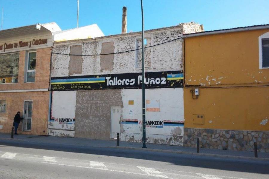 Villena,Alicante,España,Lotes-Terrenos,34243