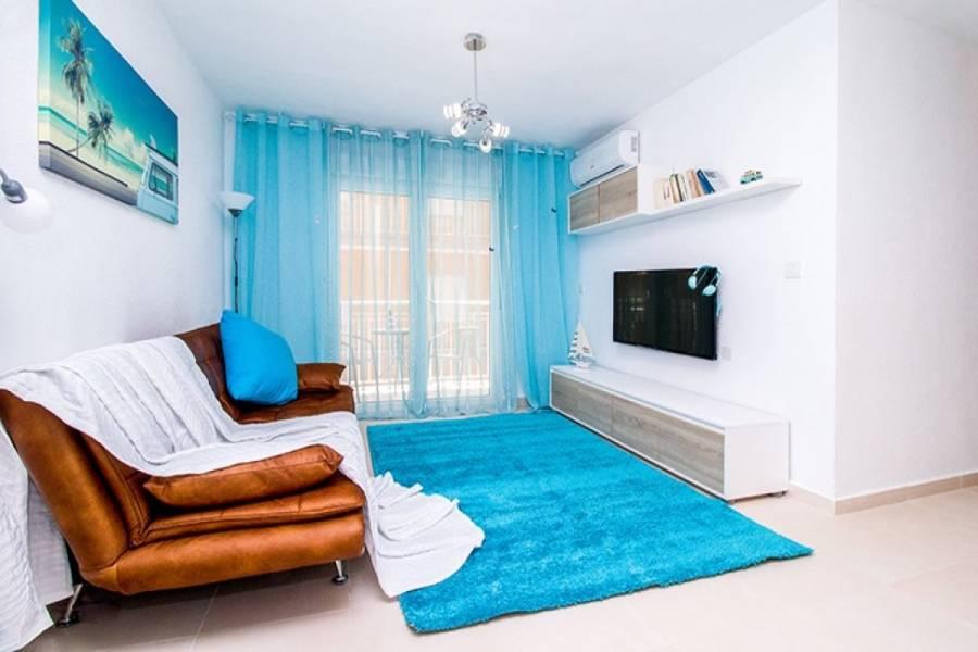 Torrevieja,Alicante,España,2 Bedrooms Bedrooms,1 BañoBathrooms,Apartamentos,34339