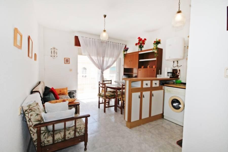 Torrevieja,Alicante,España,1 Dormitorio Bedrooms,1 BañoBathrooms,Apartamentos,34348
