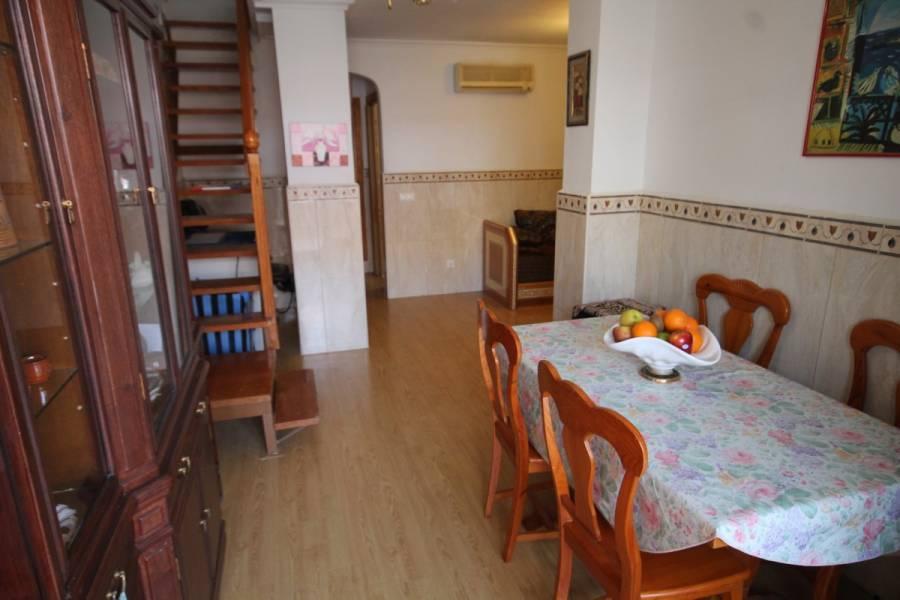 Torrevieja,Alicante,España,3 Bedrooms Bedrooms,2 BathroomsBathrooms,Atico duplex,34376