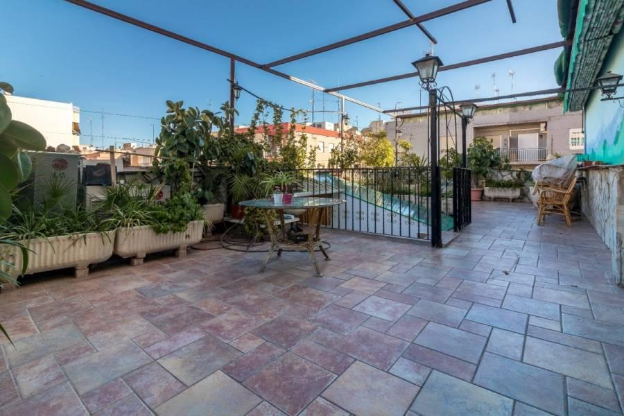 Elche,Alicante,España,4 Bedrooms Bedrooms,4 BathroomsBathrooms,Adosada,34387