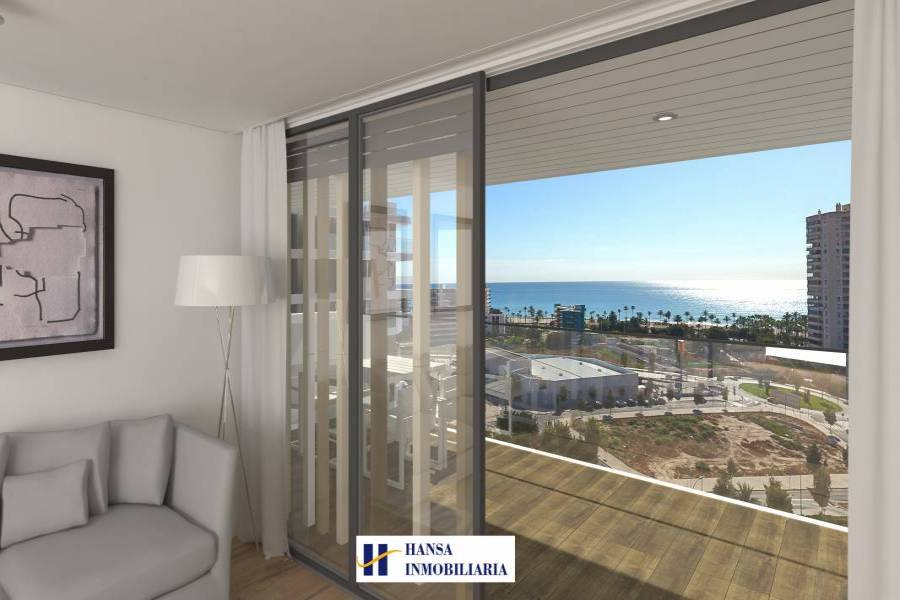 San Juan playa,Alicante,España,3 Bedrooms Bedrooms,2 BathroomsBathrooms,Atico,34454