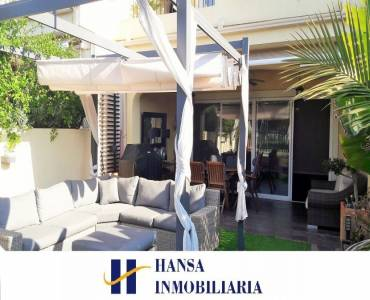 San Juan playa,Alicante,España,4 Bedrooms Bedrooms,2 BathroomsBathrooms,Adosada,34462