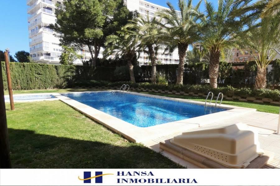 San Juan playa,Alicante,España,5 Bedrooms Bedrooms,3 BathroomsBathrooms,Atico duplex,34464