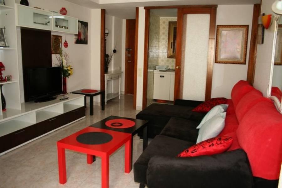 Benidorm,Alicante,España,1 Dormitorio Bedrooms,1 BañoBathrooms,Apartamentos,34514