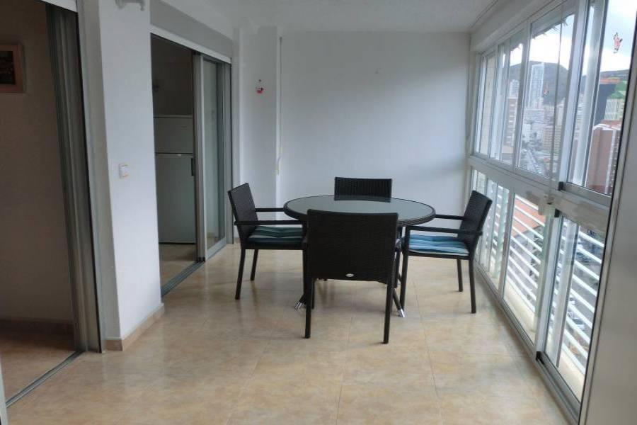 Benidorm,Alicante,España,2 Bedrooms Bedrooms,1 BañoBathrooms,Apartamentos,34526