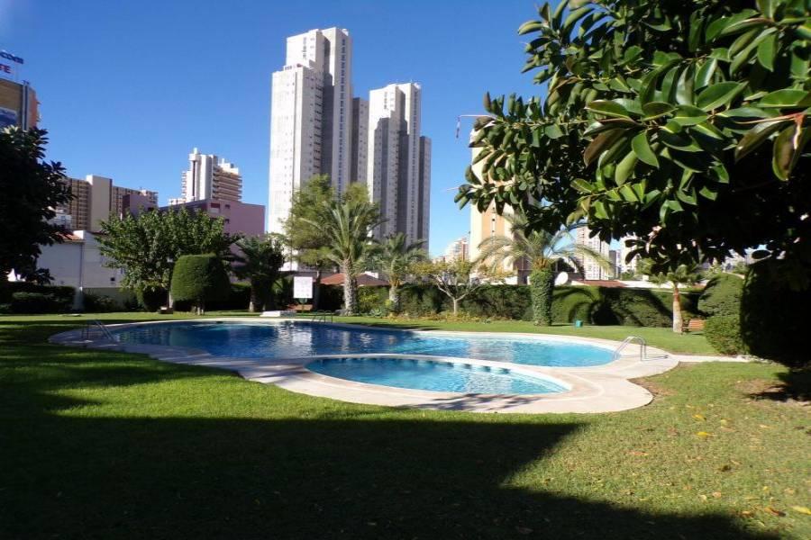 Benidorm,Alicante,España,3 Bedrooms Bedrooms,2 BathroomsBathrooms,Bungalow,34529