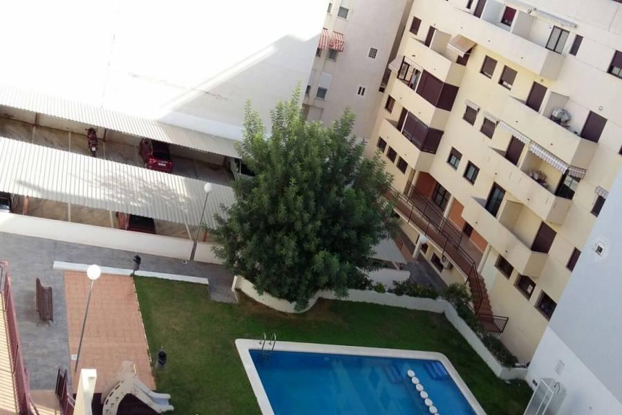 el Campello,Alicante,España,1 Dormitorio Bedrooms,1 BañoBathrooms,Atico,34535