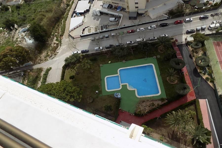 Benidorm,Alicante,España,1 Dormitorio Bedrooms,1 BañoBathrooms,Apartamentos,34550