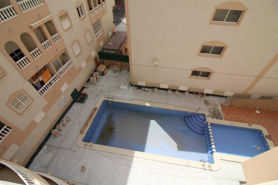 Torrevieja,Alicante,España,2 Bedrooms Bedrooms,1 BañoBathrooms,Apartamentos,34568