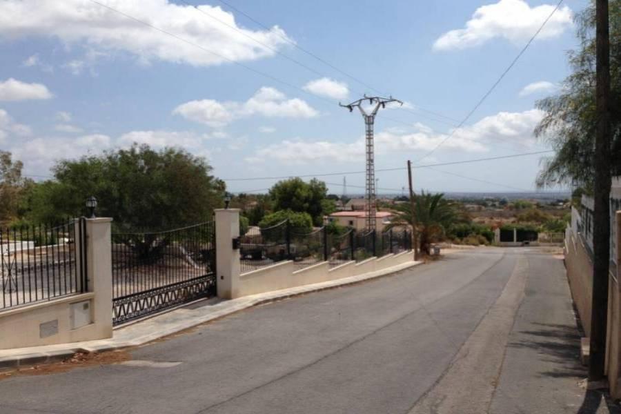 Elche,Alicante,España,Parcela,34574