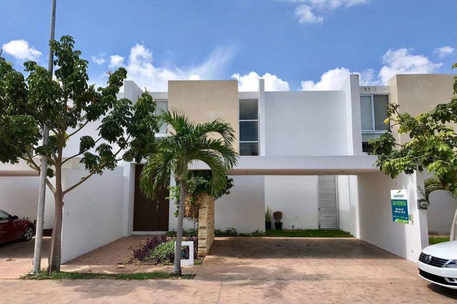 Mérida,Yucatán,Mexico,3 Bedrooms Bedrooms,3 BathroomsBathrooms,Casas,3916