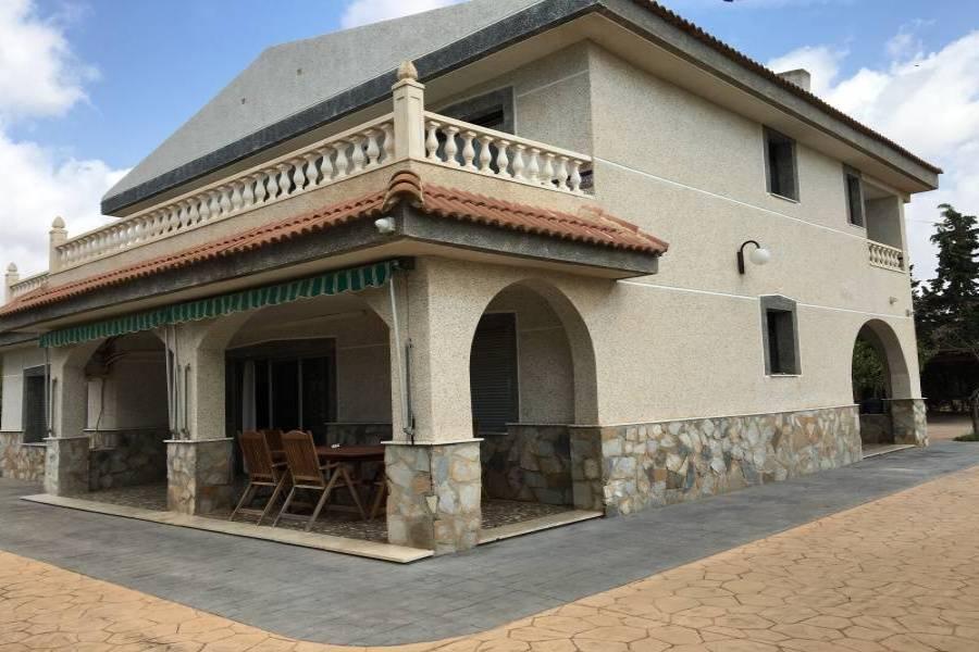 Elche,Alicante,España,5 Bedrooms Bedrooms,4 BathroomsBathrooms,Chalets,34616
