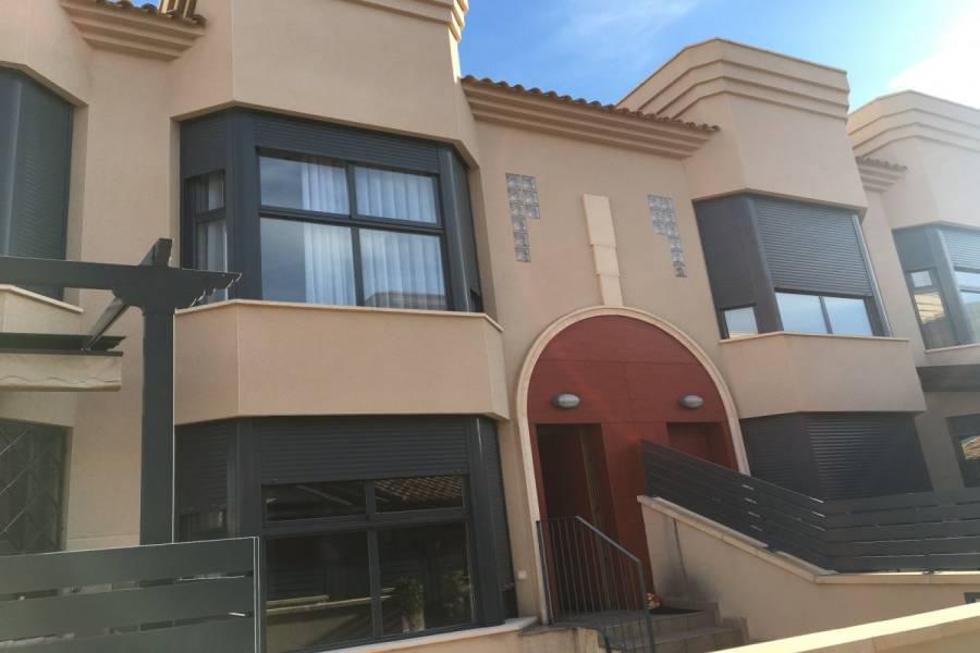 Elche,Alicante,España,4 Bedrooms Bedrooms,3 BathroomsBathrooms,Adosada,34627