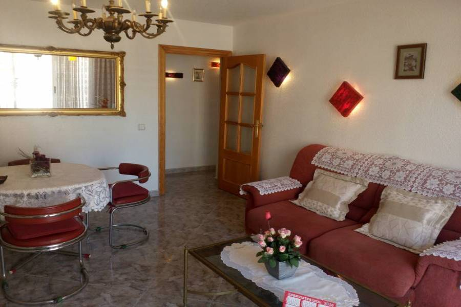 Benidorm,Alicante,España,2 Bedrooms Bedrooms,1 BañoBathrooms,Atico,34720