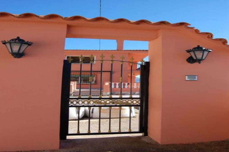 Polop,Alicante,España,4 Bedrooms Bedrooms,1 BañoBathrooms,Chalets,34725