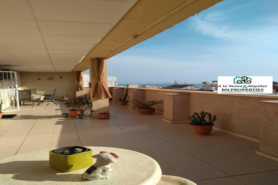 Benidorm,Alicante,España,4 Bedrooms Bedrooms,2 BathroomsBathrooms,Atico,34726