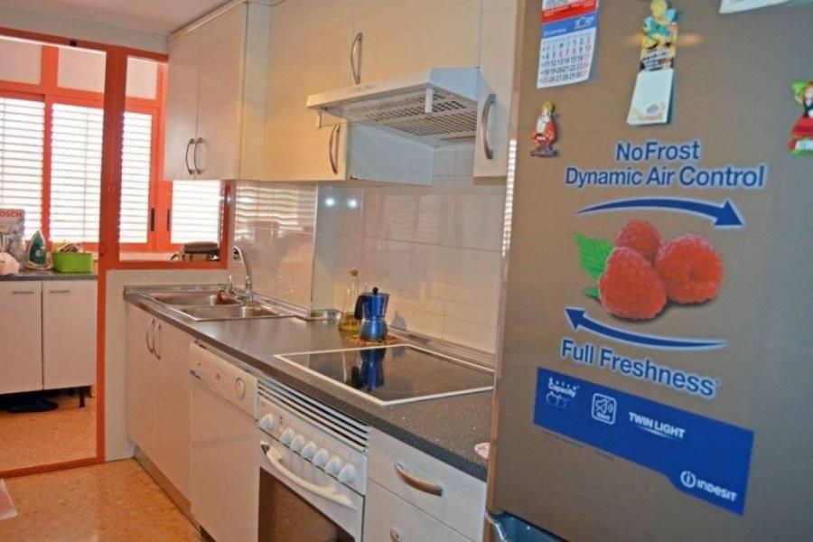 Benidorm,Alicante,España,2 Bedrooms Bedrooms,1 BañoBathrooms,Apartamentos,34727