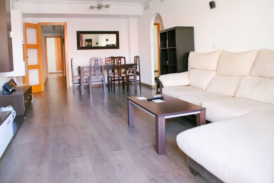 Torrevieja,Alicante,España,3 Bedrooms Bedrooms,2 BathroomsBathrooms,Apartamentos,34733