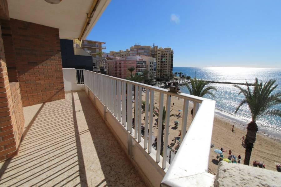 Torrevieja,Alicante,España,4 Bedrooms Bedrooms,3 BathroomsBathrooms,Atico,34758