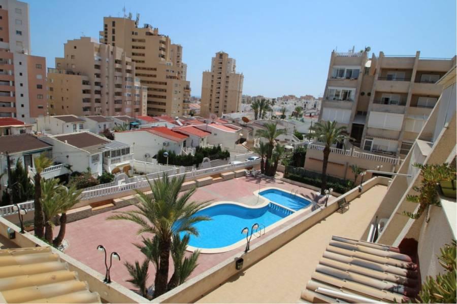 Torrevieja,Alicante,España,2 Bedrooms Bedrooms,2 BathroomsBathrooms,Atico duplex,34772