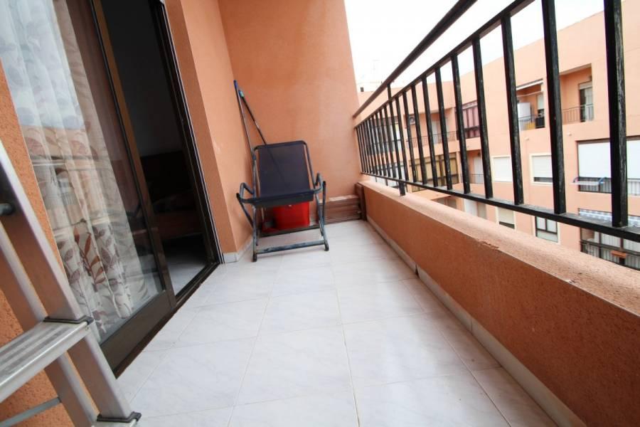 Torrevieja,Alicante,España,1 Dormitorio Bedrooms,1 BañoBathrooms,Atico,34792