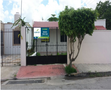 Mérida,Yucatán,Mexico,3 Bedrooms Bedrooms,2 BathroomsBathrooms,Casas,3937