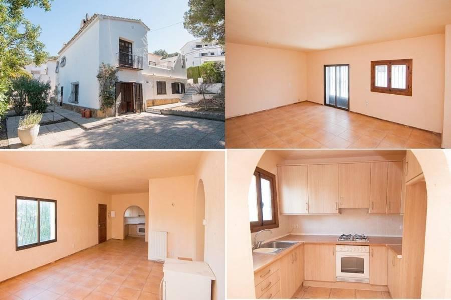 Benitachell,Alicante,España,2 Bedrooms Bedrooms,2 BathroomsBathrooms,Chalets,34830