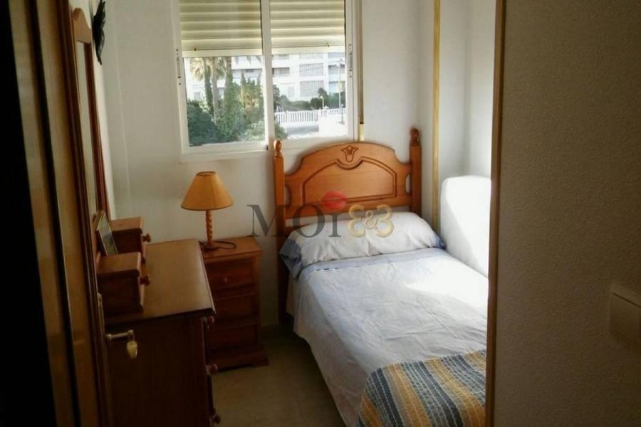 el Campello,Alicante,España,3 Bedrooms Bedrooms,2 BathroomsBathrooms,Apartamentos,34840