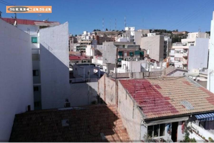 Alicante,Alicante,España,4 Bedrooms Bedrooms,1 BañoBathrooms,Atico,34919